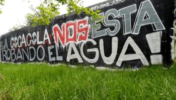 Piden en San Cristóbal revocar permiso de agua a Coca Cola | Agua ...