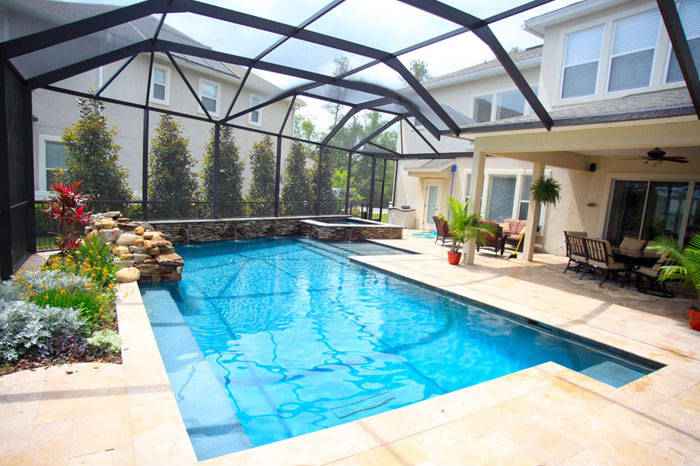 Professional Pool  Spa Builders Serving Central Florida