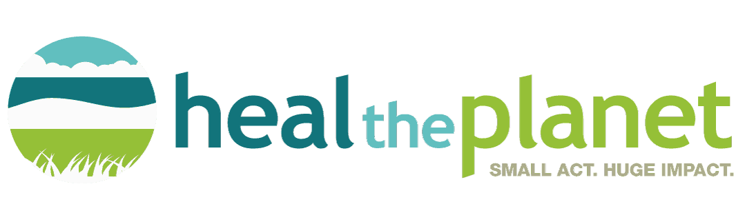Logo empresa Heal the Planet