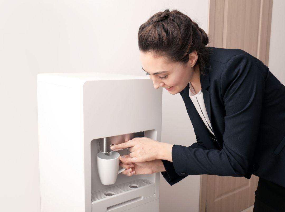 Elegir el mejor purificador de agua para la oficina