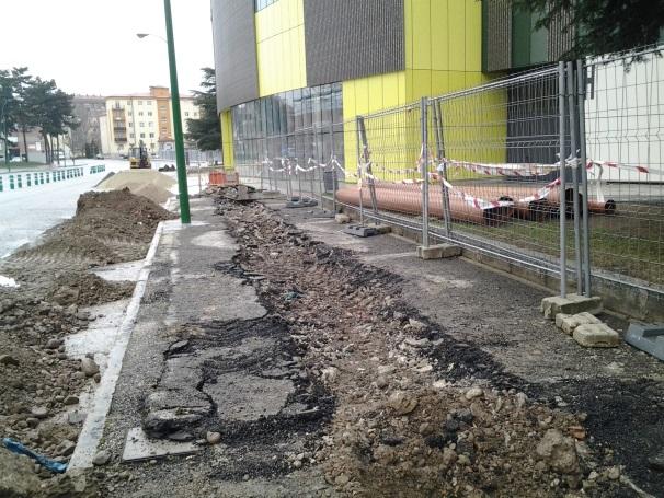 Remodelación Plaza toros