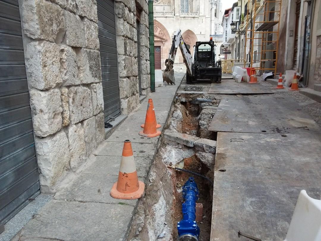 Calle Santa Águeda