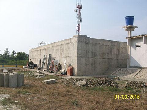 Ampliación y optimización del sistema de acueducto urbano del municipio de Majagual.