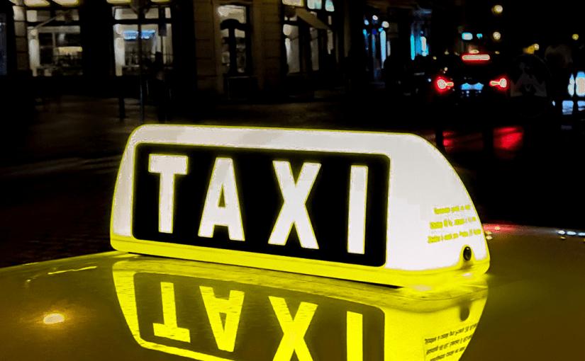 ¡Siga a ese taxi!