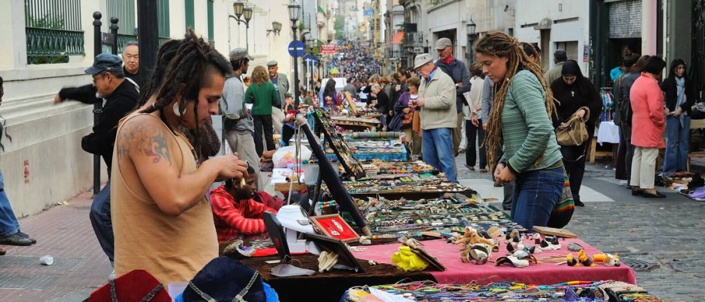 O que fazer em San Telmo – Aguiar Buenos Aires