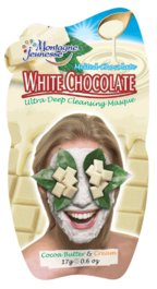 white chocolate masque
