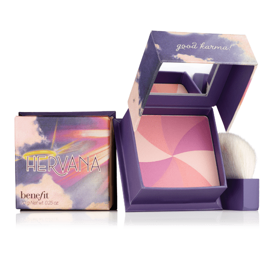 blush benefit hervana