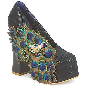 Irregular Choice sapatos salto alto spartoo