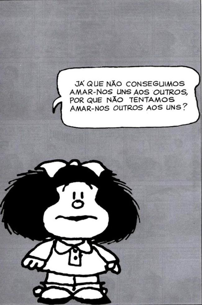 mafalda quino amor