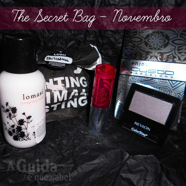 Beauty Box The Secret Bag