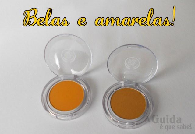 beleza vegan cruelty free the body shop sombras maquilhagem makeup maquiagem review opinião swatch resenha