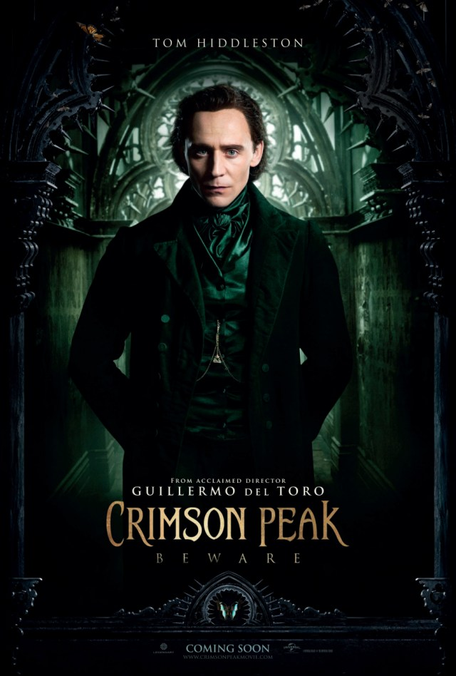 filme crimson peak poster imdb cinema review tom hiddleston