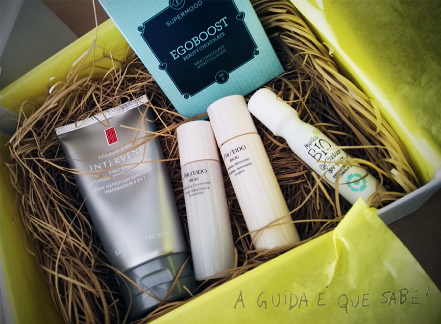 ageless box beauty bag beleza maquilhagem makeup review swatch opinião resenha blog