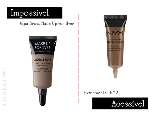 Make Up For Ever Dupe