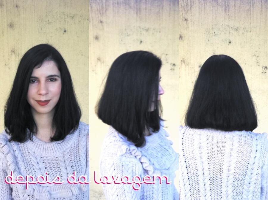 inoar g hair escova alemã alisamento progressiva cc cronograma capilar review resenha opinião