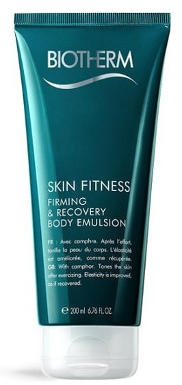 biotherm youzz skin fitness body emulsion beleza refirmante