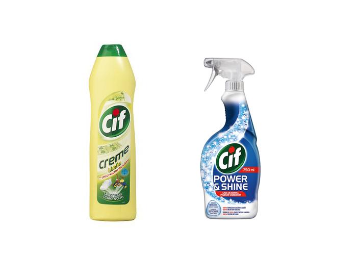 cif creme wc power shine detergente limpeza