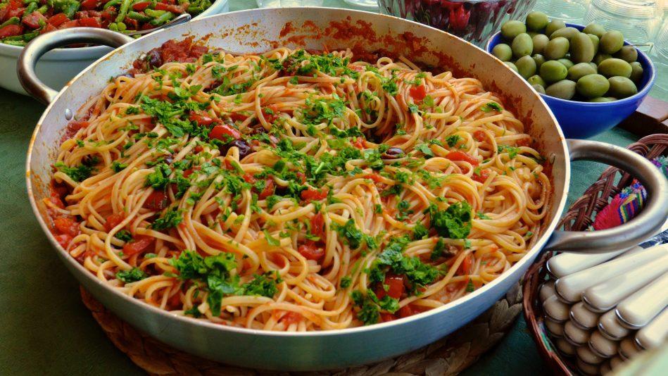 How To Make Spaghetti Alla Puttanesca