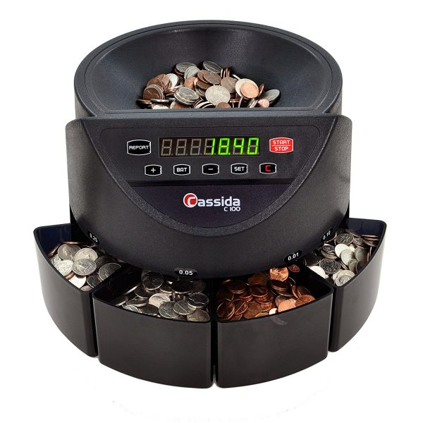 7 Best Coin Counters Or Sorters For Accountant Or