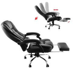 Reclining Office Chair With Footrest India Rentals In Charlotte Nc 9 Best Chairs 2019