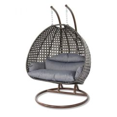 Swing Chair Benefits Revolving Under 2000 12 Best Hanging Egg Chairs To Buy In 2019 Outdoor Indoor Island Gale Luxury 2 Person Wicker Large Patio