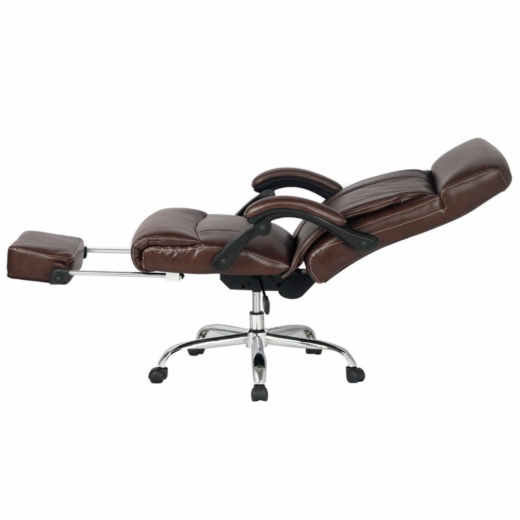 Viva Office Chair 9 Best Reclining Office Chairs With Footrest In 2019