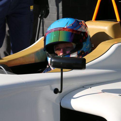 CAMS Formula 4 Test