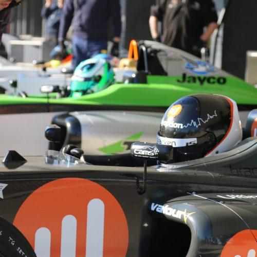 CAM - Formula 4 Test