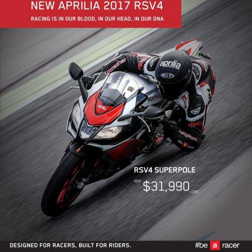 Aprilia RSV4 AD - AMCN
