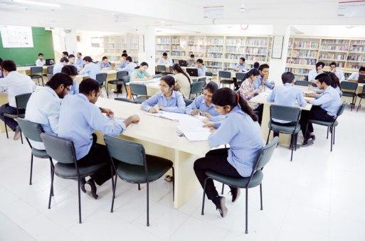AGU, Chitkara, Abdullah Gül University, library, students, exchange