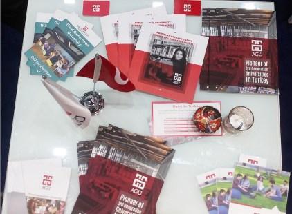 Abdullah Gül University, Turkey, AGU, Third Generation University, 100% English, medium of intruction, brochures