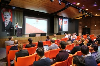 AGU, Abdullah Gül University, Internationalisation, Strategy, Meeting, Faculty members, Departments