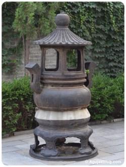 Niujie Mosque - Incense Burner