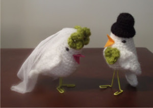 ETHM-Amigurumi Love Birds 6