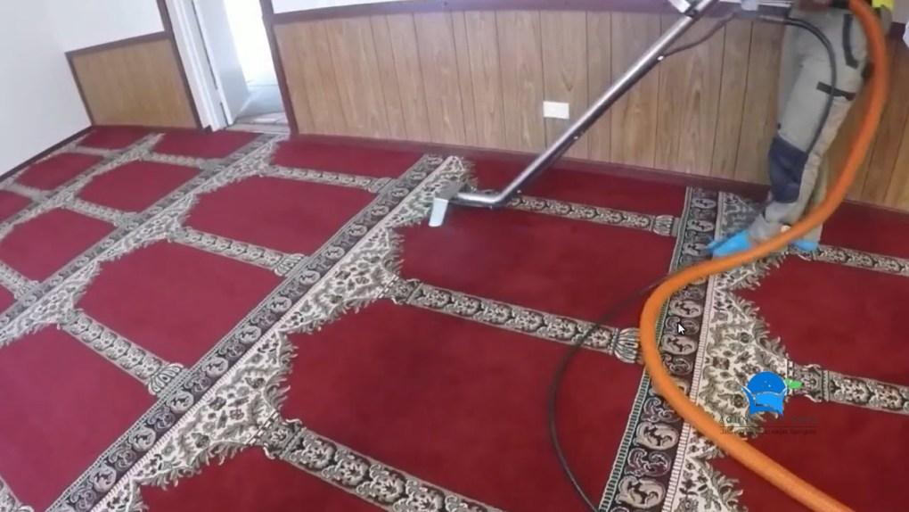laundry karpet masjid
