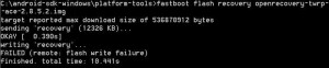 fastboot-error