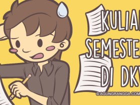 Kuliah Semester 3 di DKV