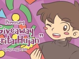 """Pemenang Giveaway """"Cerita Hujan"""""""