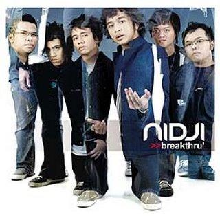 Nidji - Breakthru'