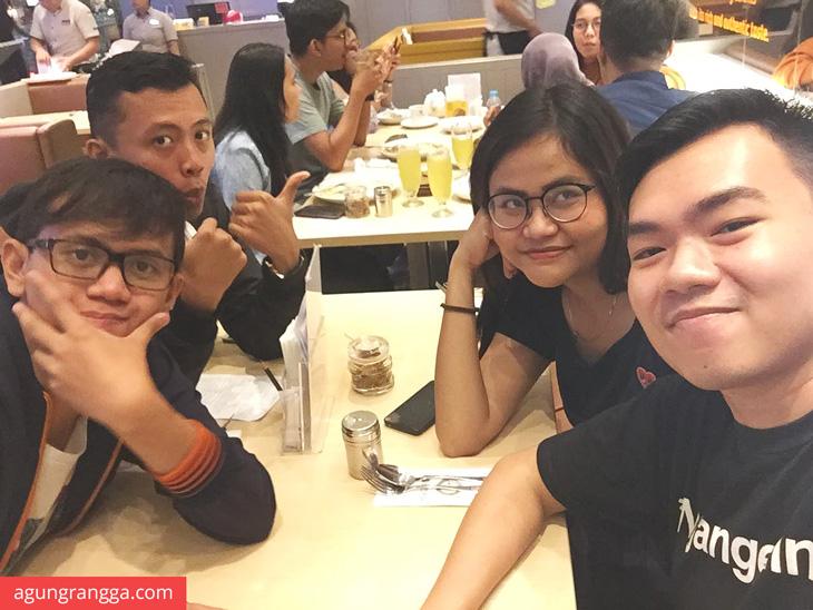 Bertemu Mira di Jakarta
