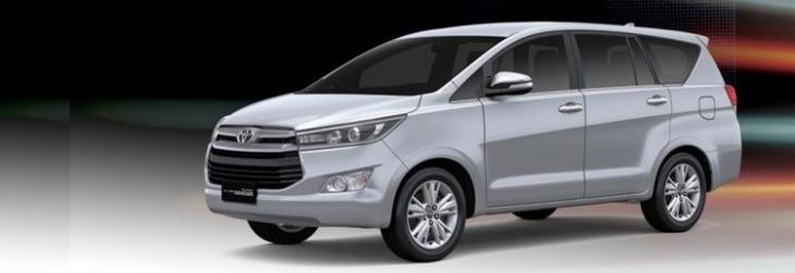 Toyota Innova Reborn