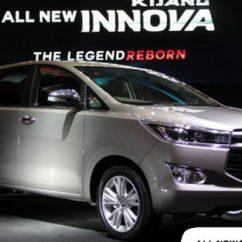 Toyota All New Kijang Innova Mud Guard Grand Veloz Agung Batam Kepri