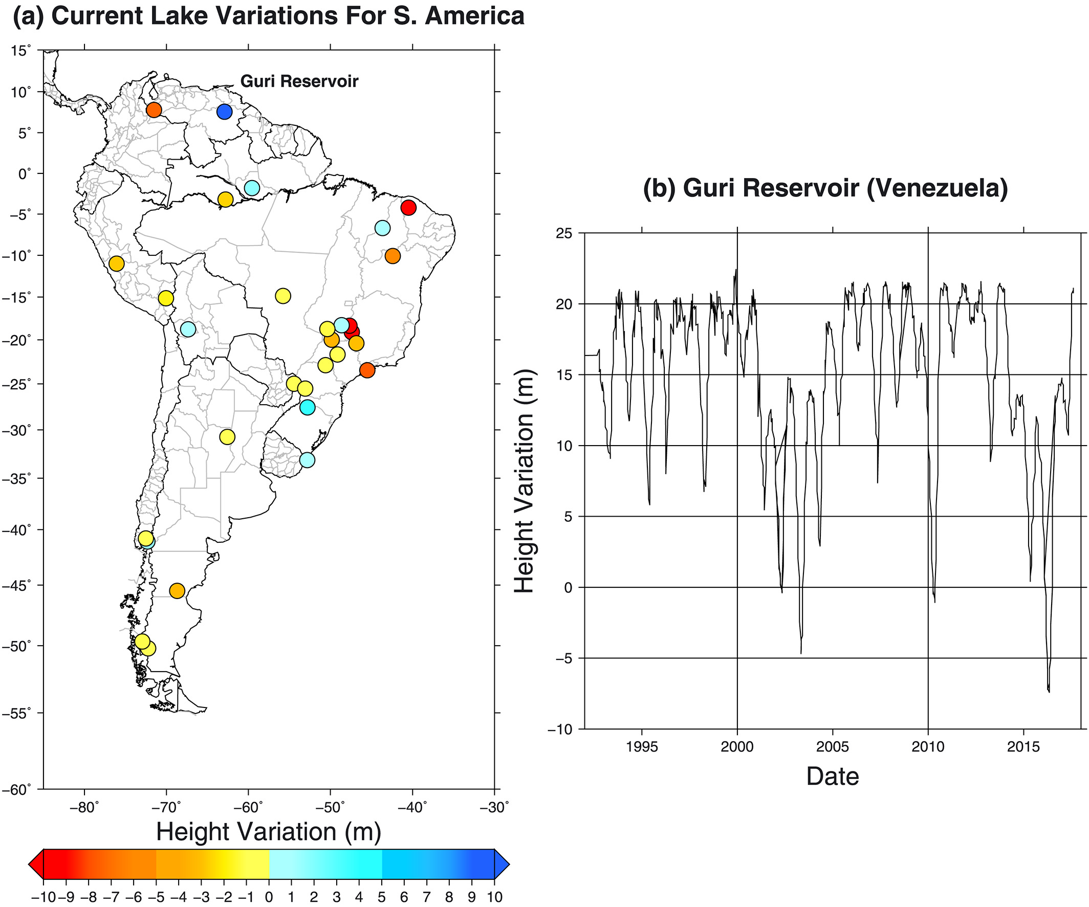 Satellite Remote Sensing For Water Resources Management