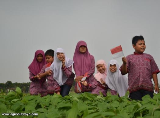 Perayaan Kemerdekaan Indonesia Bersama Anak Yatim Jombang (9)