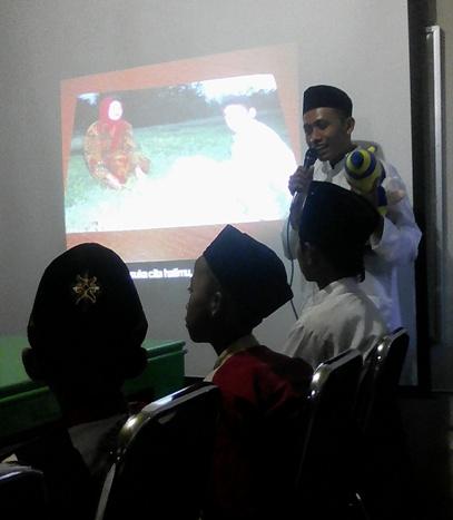 Dongeng Anak Islami Bersama Bank Jombang di Penghujung Ramadhan
