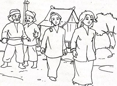 Cerita Rakyat Kalimantan Barat: Dongeng Mak Dasah dan Asal Usul Batu Menangis