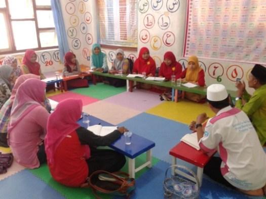 Rumah Cerdas Islami - Pusat Bimbingan Belajar Islami dan Training Center
