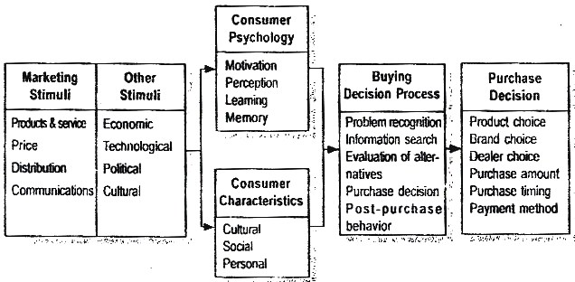 generic theory of buying behavior The theory of consumer behavior - the theory of consumer behavior the principle assumption upon which the theory of consumer behavior and demand is built is:.