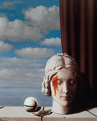 La Memoria, de René Magritte, 1947) - Me acuerdo
