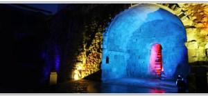 La Cueva de Salamanca en una imagen actual. En realidad, antigua cripta de lo que fuera la Iglesia de San Cipriano o San Cebrián.